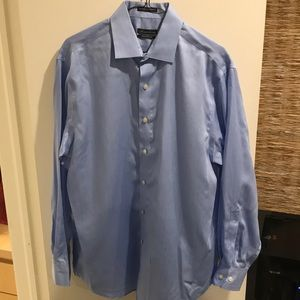 Kenneth Cole Regular Fit Long Sleeve Button Down